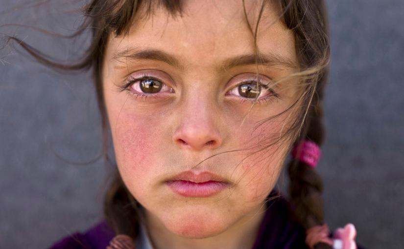 Τα μάτια της χρονιάς (UNICEF: Η καλύτερη φωτογραφία του2017)