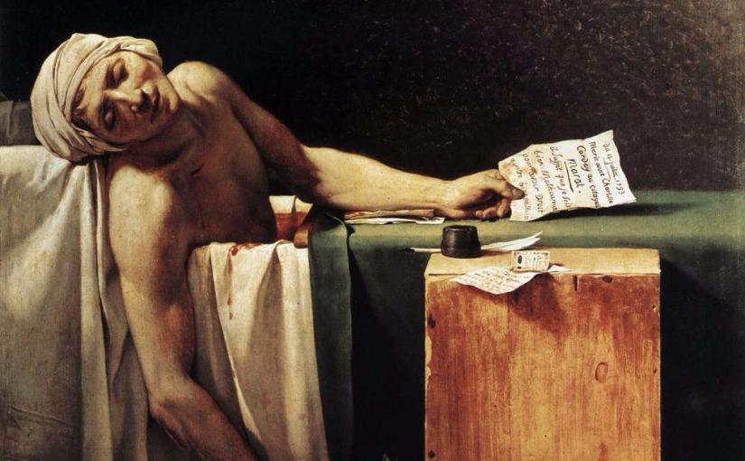 Η ζωή και το έργο του Ζακ Λουί Νταβίντ|Σανσημερα
