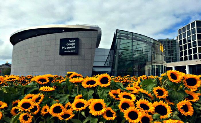 Το μουσειο Van Gogh |TopicTravellers