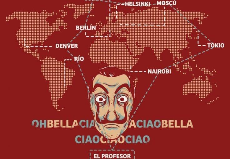 Bella Ciao – Το διαχρονικόαντάρτικο.