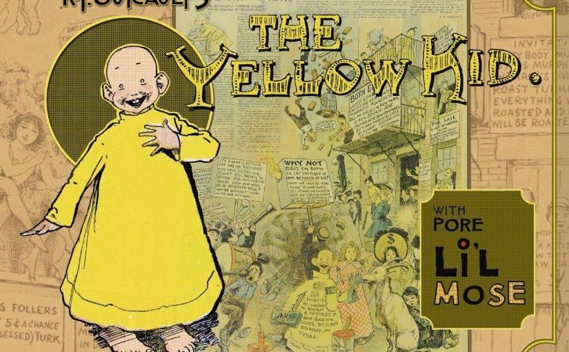 Yellow Kid Η ζωή στα γκέτο τηςΑμερικής.