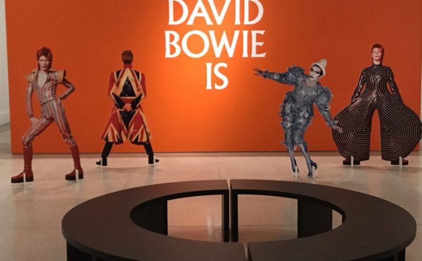 David Bowie Is| Η έκθεση- αφιέρωμα στον DavidBowie.