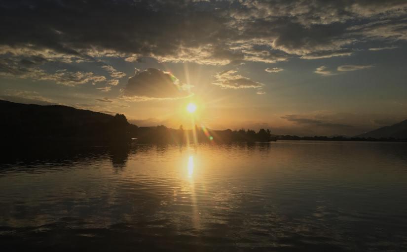 Στη λίμνη με τις πάπιες. | #Topic_Travellers