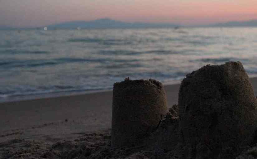 Πυρωμένες Παραλίες.