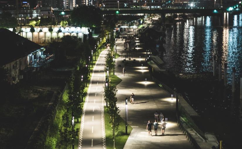 Τα φώτα τωνδρόμων.